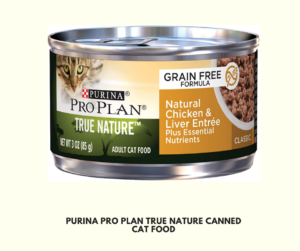 Purina Pro Plan TRUE NATURE Canned Cat Food